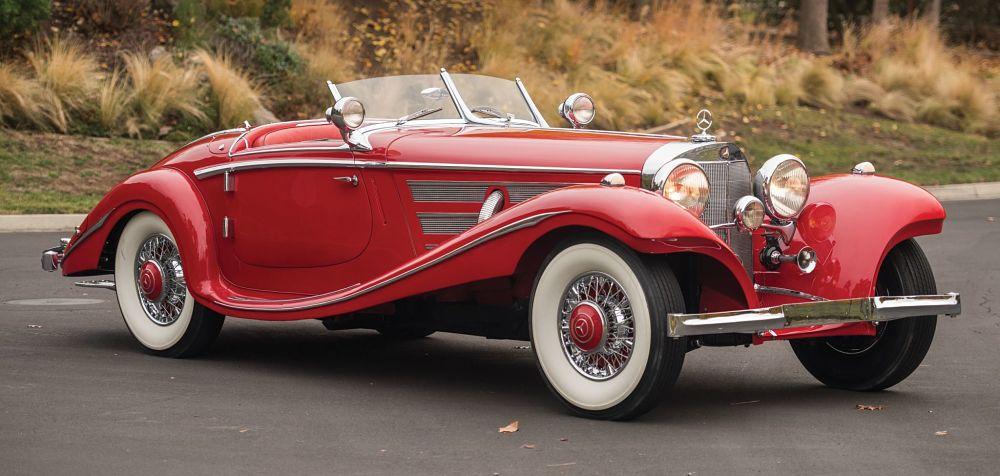 Los tipos de seguros de coches clásicos que puedes contratar