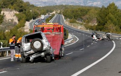 Preguntas frecuentes sobre los seguros de accidentes