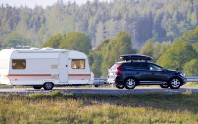 Los tipos de seguros de caravana que puedes contratar