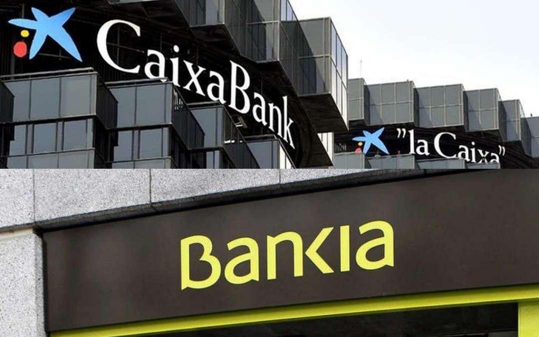 CaixaBank y Bankia estudian su fusión