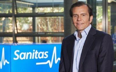 Nombrado el nuevo director de Sanitas