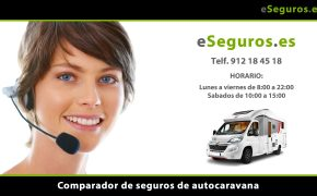Nuevo Comparador de Seguros de AutoCaravanas en www.eSeguros.es