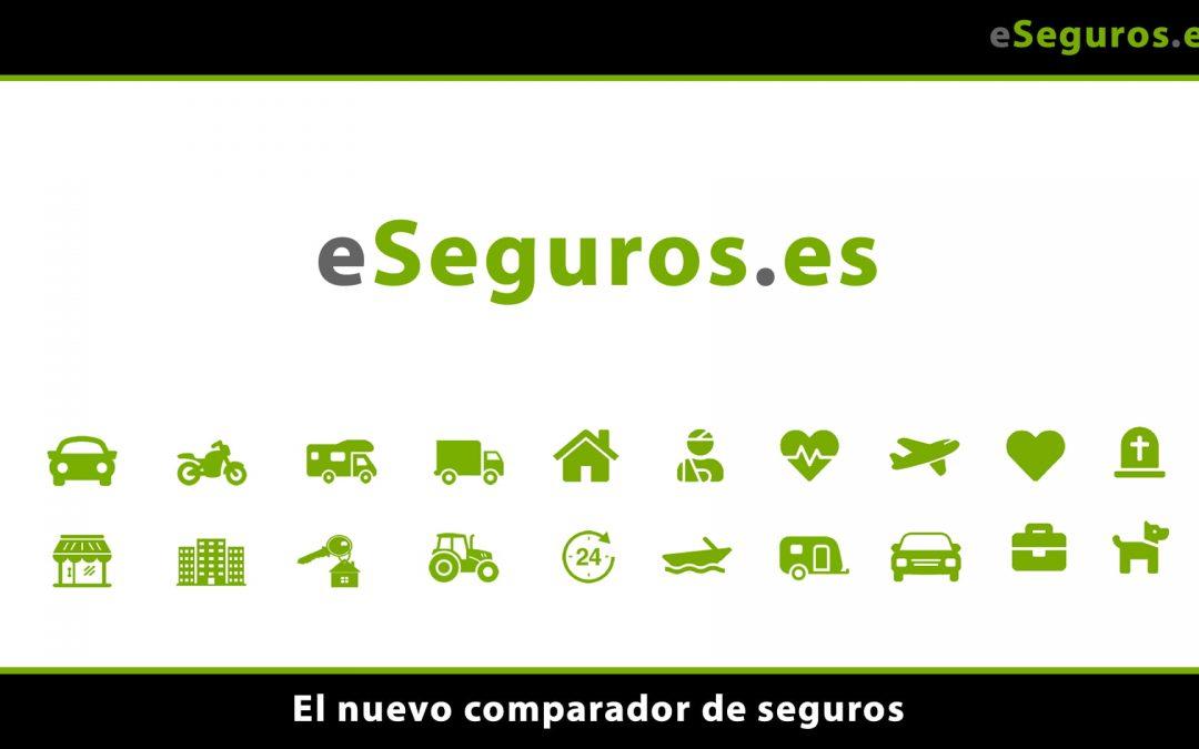 https://www.eseguros.es el nuevo comparador de seguros
