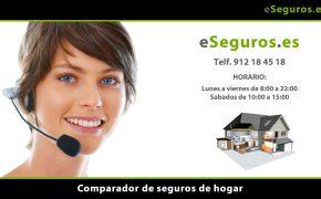 Nuevo Comparador de Seguros de Hogar en www.eSeguros.es